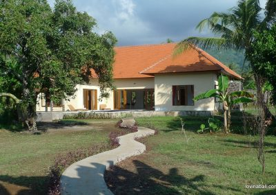 Newly finished large villa with pool in Lovina 269.000.- Euro (LISTING:LVP0281)