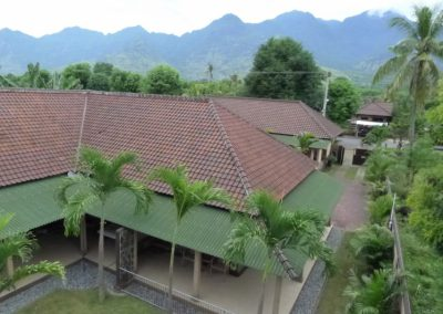 house and restaurant for sale in Pemuteran 285.000.- Euro (LISTING:LVP0221)