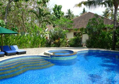 central lovina villa with rice field views €279.000