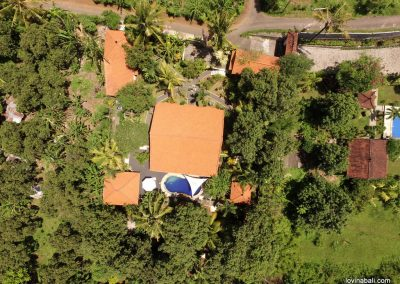 village villa with a beautiful tropical garden 220.000.- Euro (LISTING:LVP0401)