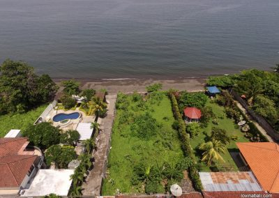 Absolute Beach Front Land in Singaraja (LISTING:LVP0142)