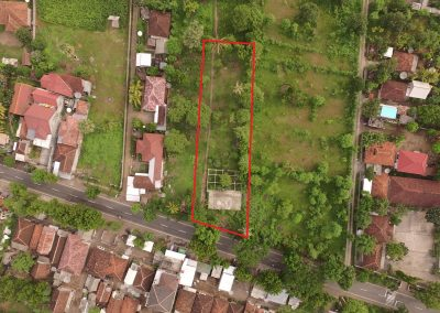 land in pemuteran for rent, ready for business (LISTING:LVP0212)