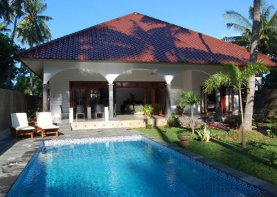 A beautiful luxury villa central Lovina