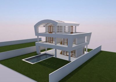 Central lovina villa with views starting from 99.000.- Euro (LISTING:LVP0011)