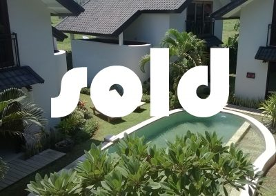 Cosy 3 houses close to Lovina center, ready for rental business in bali 165 000.- Euro (LISTING:LVP0291)