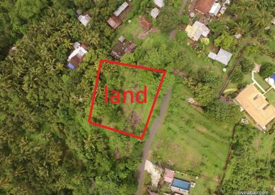Lovina hills land for sale with great ocean views (LISTING:LVP0202)