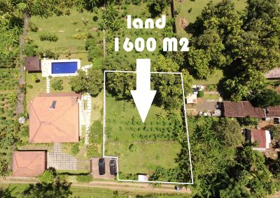 land for sale in wanted area Lovina hills with ocean views! (LISTING:LVP0322)