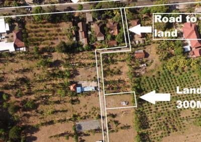 small plot for sale near pemuteran 11.522. – Euro (Listing ID: 201409)