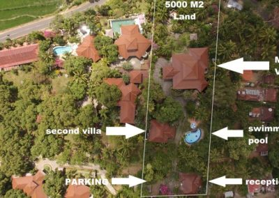 property for sale in the middle of a sumptuous tropical garden 987.158. – Euro (Listing ID: 204800)