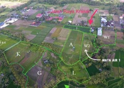 Big Plot of Land For Sale In Badung 3.538.404. – Euro (Listing ID: 225012)