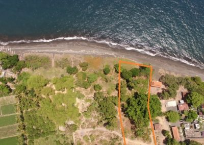 BEACHFRONT LAND PLOT 3 east singaraja 309.744. – euro (Listing ID: 199995)