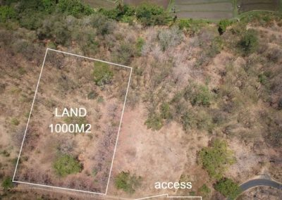 Land for sale 1000 m2 with good ocean view in Seririt 92.923. – euro (Listing ID: 210026)