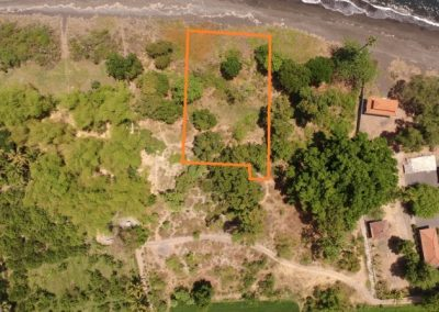 BEACHFRONT LAND PLOT 2 east singaraja 142.420. – euro (Listing ID: 199994)