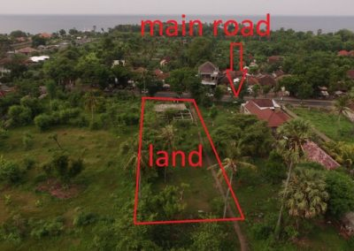 LAND FOR RENT IN PEMUTERAN, READY FOR BUSINESS 74.339. – euro (Listing ID: 199981)