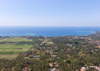 Land with Sea View in Lovina for Sale – 3,848 € (ID: 249459)